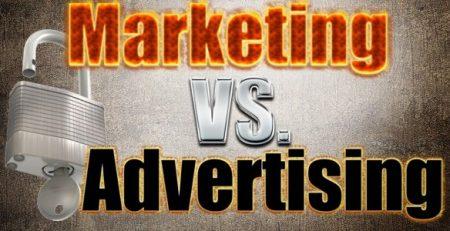 Làm thế nào để phân biệt giữa marketing và quảng cáo