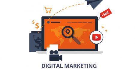 Cuộc chiến cạnh tranh gay gắt và Digital Marketing